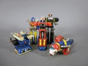 超合金 玩具