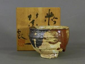 神奈川県 厚木市で「鯉江良二」の茶碗や鎧(武具)などを買取らせて頂きました