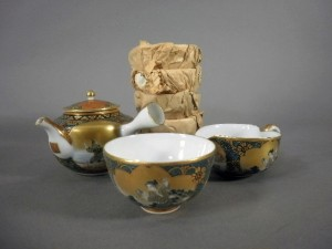 九谷焼 茶器