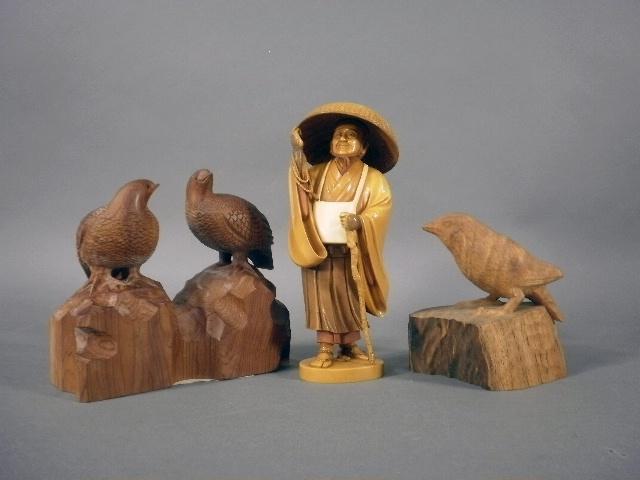 埼玉県 宮代町で骨董品(工芸品・アンティーク)や絵画(日本画・洋画)、版画をお譲り頂きました