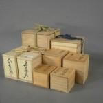 埼玉県 上尾市で「三輪栄造」などの萩焼や茶道具、版画を買い取らせて頂きました
