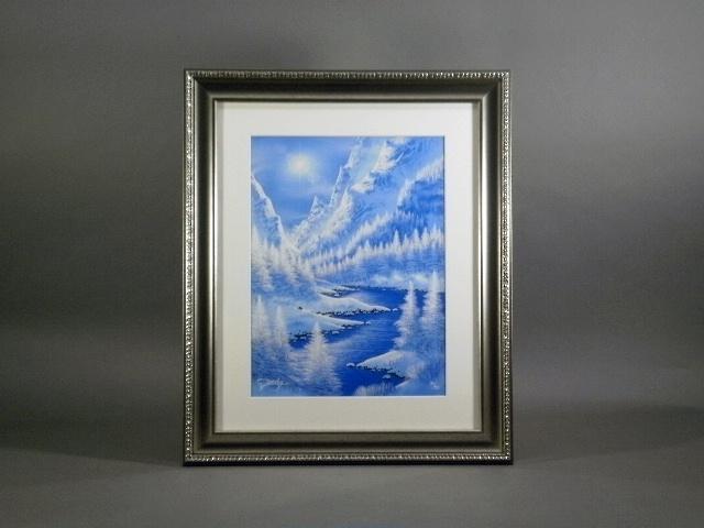 東京都 港区 高輪で「ジョン・ラッテンベリー」の作品をお譲り頂きました