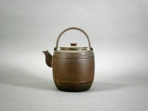 銅製 水注