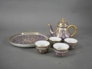 ベンチャロン 茶器
