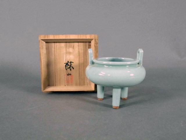 千葉県 鎌ヶ谷市で陶磁器や銅器などを買取らせて頂きました
