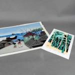 東京都 練馬区で「谷内六郎」や「川西祐三郎」の版画を買受させて頂きました
