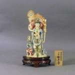 東京都 世田谷区で象牙の観音像や「ベルナール・カトラン」の作品を買受けさせて頂きました