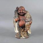 さいたま市 西区で九谷焼の布袋像を買い受けさせて頂きました