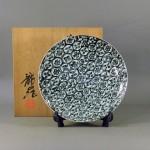 神奈川県 相模原市で「青木龍山」の大皿や「須賀月真」の銅器をご売却頂きました