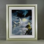 千葉県 松戸市で「デイル・ターブッシュ」の版画をご売却頂きました