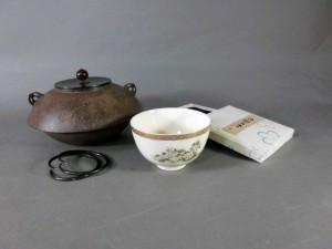 埼玉県 北本市で茶道具や版画を買取らさせて頂きました