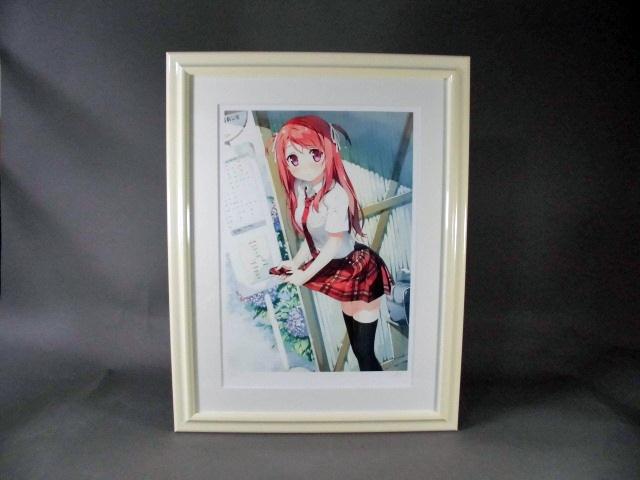 神奈川県 横浜市で有名イラストレーターの版画をご売却頂きました