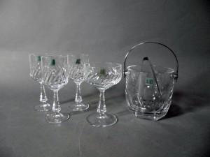 クリスタル ガラス酒器
