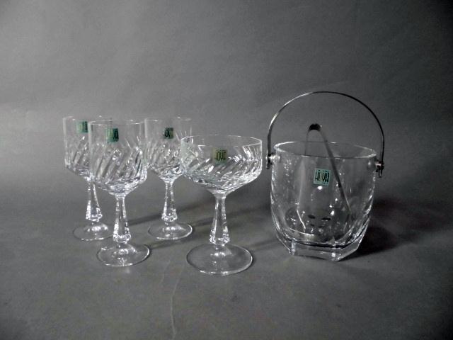 東京都 国分寺市でクリスタルガラスや西洋陶磁器などの遺品買取に伺いました