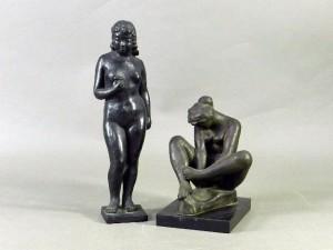 ブロンズ 裸婦