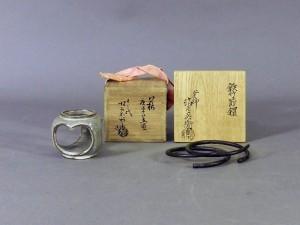 神奈川県 大和市で「高木治良兵衛」や「坂倉新兵衛」の茶道具をご売却いただきました