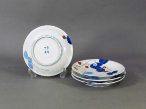 三浦竹泉 皿