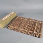 埼玉県 桶川市で中国の木簡(工芸品)をお譲り頂きました
