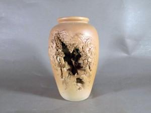 花瓶 全景