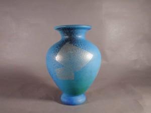 岩田ガラス 花瓶