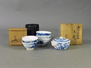 清水六兵衛 茶器
