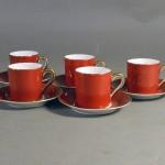 埼玉県 宮代町で西洋陶磁器の茶器や銀製カトラリーを買受させて頂きました
