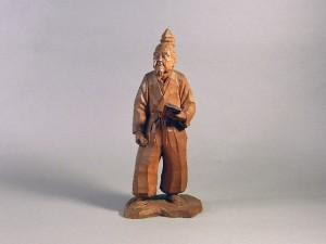 東京都 中野区で木彫像や象牙の仏像をお譲り頂きました