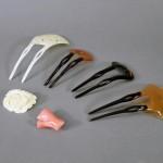 東京都 小平市で象牙/珊瑚(サンゴ)/鼈甲(ベッコウ)の帯留・髪飾や絵画(油絵)を買い取らせて頂きました