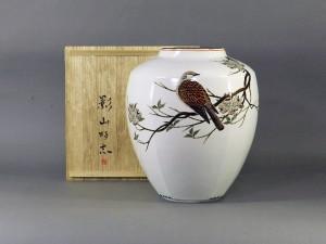 影山明志 花瓶