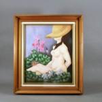埼玉県 富士見市で「藤本東一良」などの絵画(油絵・水彩画)をお譲り頂きました