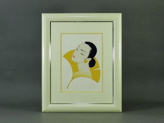 東京都 八王子市で「鶴田一郎」作品をご売却頂きました
