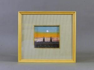 東京都 世田谷区で「柳沢正人」の日本画や「イレーヌ・メイヤー」のシルクスクリーン(版画)を買い取らさせて頂きました
