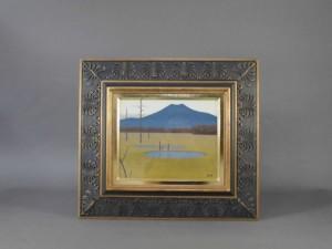 東京都 世田谷区で「三浦俊輔」の油絵や「源右衛門窯」の陶磁器を買取らせて頂きました