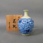 さいたま市 浦和区で「館林源右衛門窯」の花瓶を買取らさせて頂きました