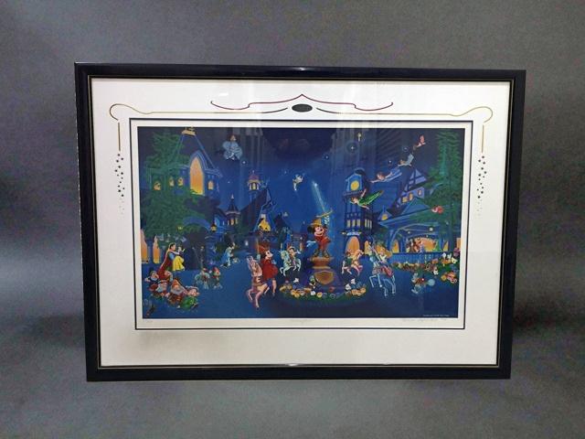 東京都 渋谷区で「メラニー・ケント」のシルクスクリーン(版画)や国内作家の油絵(絵画)をお譲り頂きました