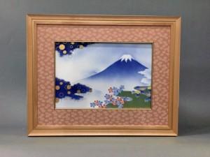 東京都 小平市で「深川製磁」の陶板や象牙細工の飾額を買い取らせて頂きました