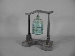 千葉県 柏市で銅器の置物や掛け軸を買取らさせて頂きました