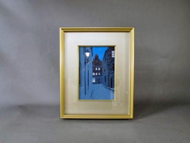 東京都 東村山市で「東山魁夷」の木版画をご売却頂きました