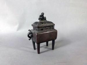 銅器 香炉