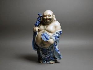 埼玉県 行田市で仏像(布袋像)やフランス人形、西洋アンティークを買い受けさせて頂きました