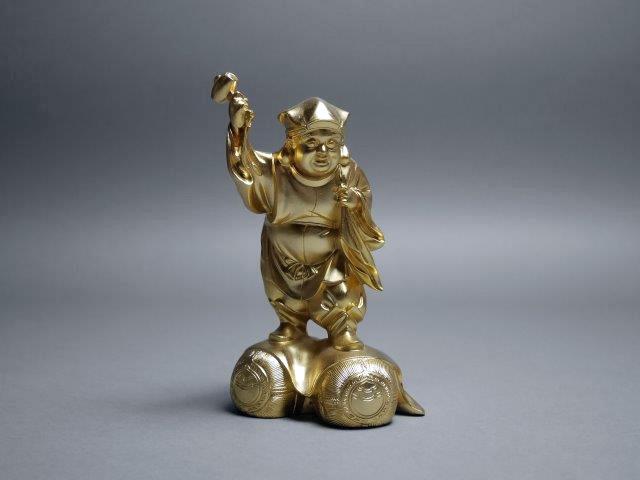 埼玉県 狭山市で「高村光雲」の仏像や記念メダルをお譲り頂きました