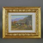 さいたま市 南区で「諸沢吉美」の油絵(絵画)やテレフォンカード(テレカ)を買取らさせて頂きました