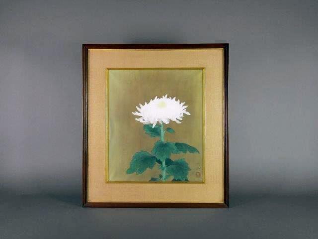 埼玉県 所沢市で「小林大幾」の日本画を買受させて頂きました