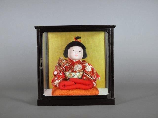 東京都 中野区で人形(日本人形・フランス人形)やこけし、絵画をお譲り頂きました