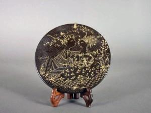 ローゼンタール ビョルン・ヴィンブラッド 飾皿
