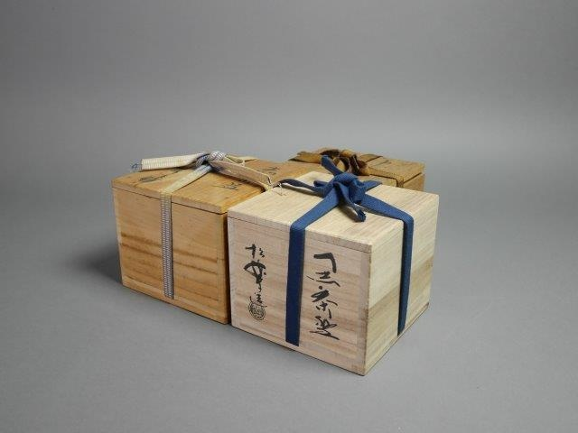 神奈川県 川崎市で茶道具やクリスタルガラス、掛け軸などをご売却頂きました