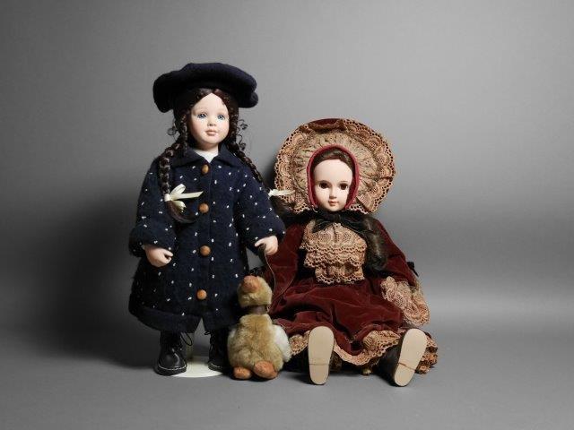 東京都 武蔵野市でフランス人形や日本人形を買受させて頂きました