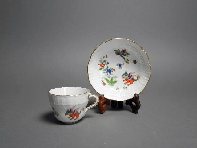 千葉県 白井市で「マイセン」の茶器(カップ&ソーサー)や記念硬貨セットを買い取らさせて頂きました