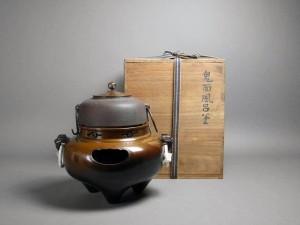 風呂釜(茶道具)