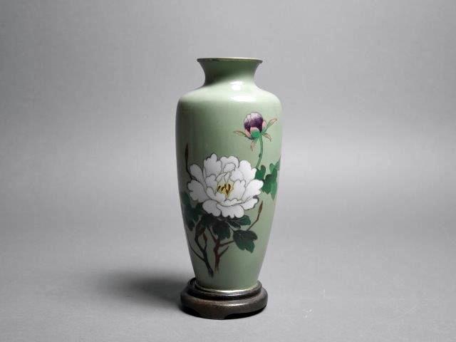 千葉県 松戸市で安藤七宝の花瓶やアクセサリーを買い取さらせて頂きました